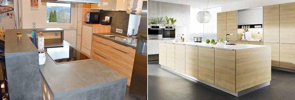 Küchenmeter Emil Geier individuelle Maßküchen – Kochinseln
