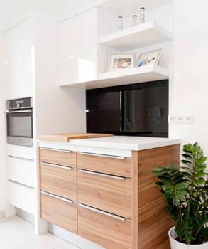 Küchenmeter Emil Geier individuelle Maßküchen – Kompaktküche