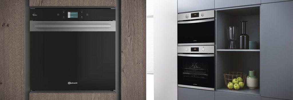 Küchenmeter Emil Geier individuelle Maßküchen - Küchenplanung - Backofen in bequemer Arbeitshöhe