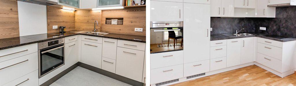 Küchenmeter Emil Geier individuelle Maßküchen - Küchenplanung - Backofen - Herd - autarkes Kochfeld