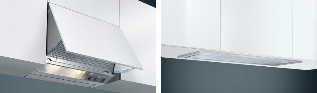 Küchenmeter Emil Geier individuelle Maßküchen - Dunstabzug - Zwischenbauhaube - Lüfterbaustein/Huttenlüfter