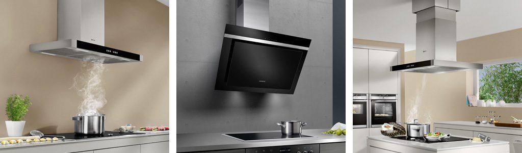 Küchenmeter Emil Geier individuelle Maßküchen - Dunstabzug - Wandhaube/Wandesse - Inselhaube/Inselesse