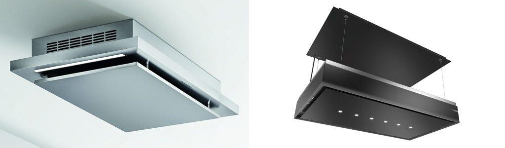 Küchenmeter Emil Geier individuelle Maßküchen - Dunstabzug - Deckenlüfter