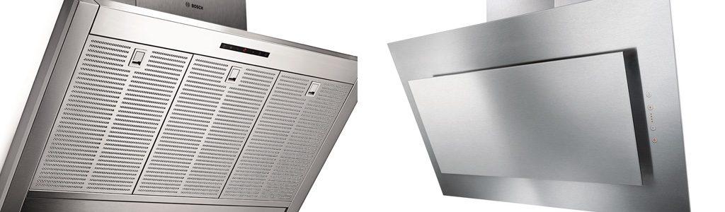Küchenmeter Emil Geier individuelle Maßküchen - Dunstabzug mit Flächenabsaugung und Randabsaugung