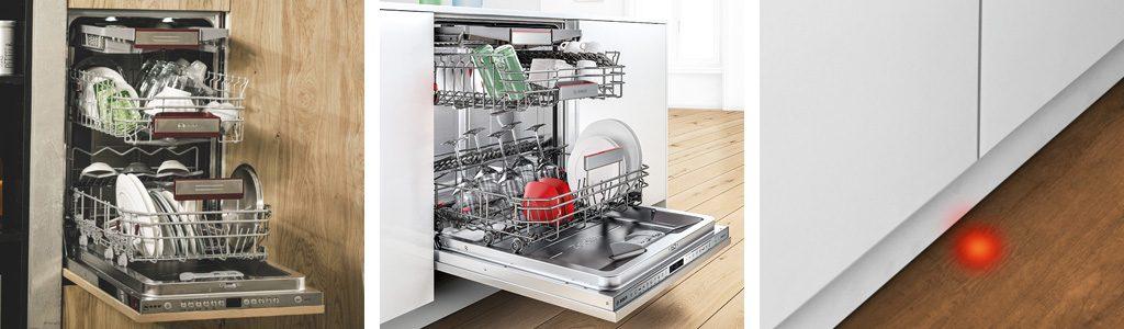 Küchenmeter Emil Geier individuelle Maßküchen - Geschirrspüler