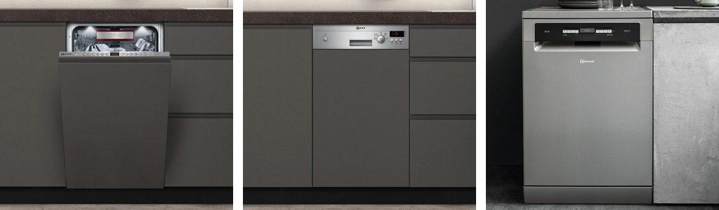 Küchenmeter Emil Geier individuelle Maßküchen - Einbaugeschirrspüler