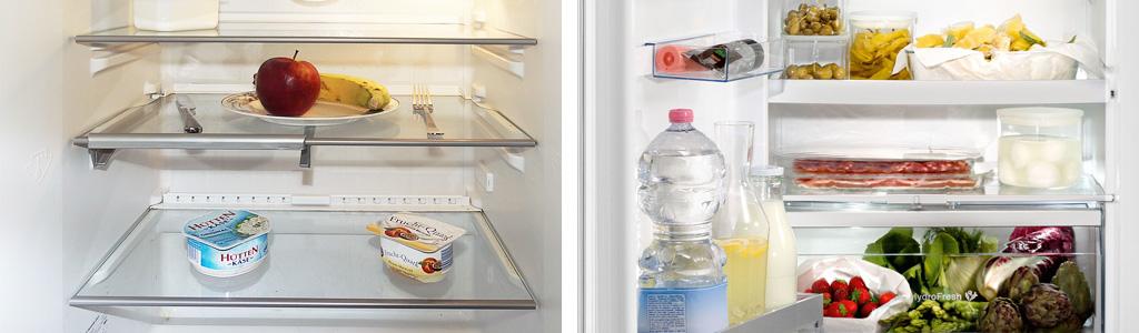 Küchenmeter Emil Geier individuelle Maßküchen - Küchschrank nicht zu leer