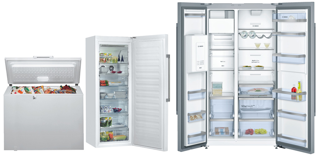 Küchenmeter Emil Geier individuelle Maßküchen - Kühlschrank Gefrierschrank