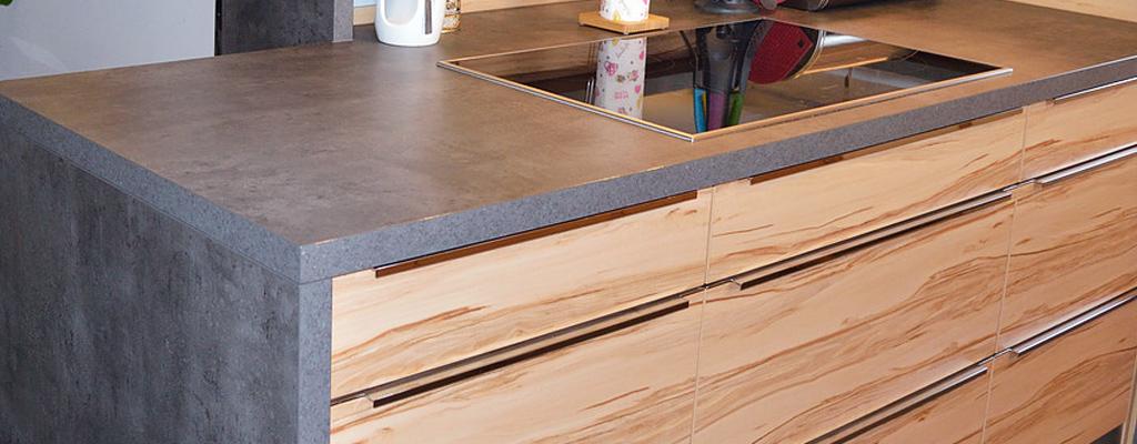 Küchenmeter Emil Geier Arbeitsplatte