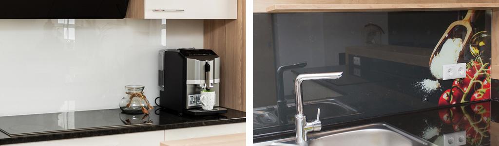 Küchenmeter – Emil Geier – Qualitätsküchen aus Österreich – Glasrückwand Küche