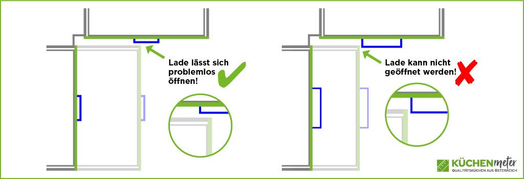 KÜCHENmeter – Emil Geier – Griffe und Grifflos