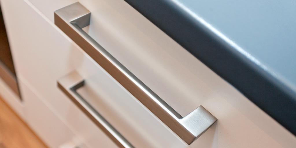 KÜCHENmeter – Emil Geier – Griffe oder grifflose Küche