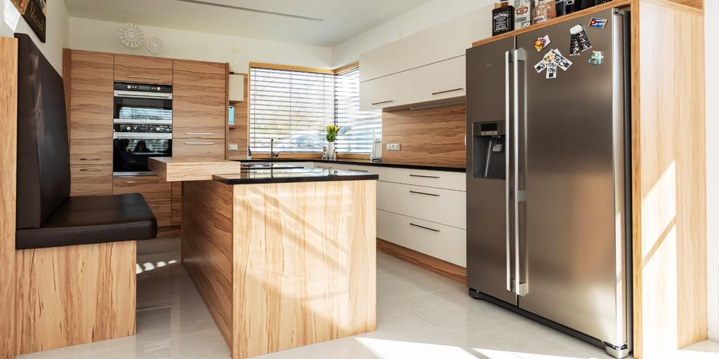 KÜCHENmeter - Kühlschrank Gefrierschrank Titelbild