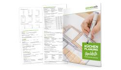 KÜCHENmeter  – individuell geplante Massküchen aus Österreich - Planungscheckliste